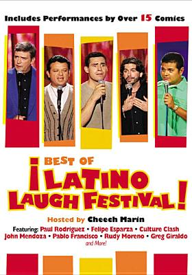 BEST OF LATINO LAUGH FESTIVAL BY MARIN,CHEECH (DVD)