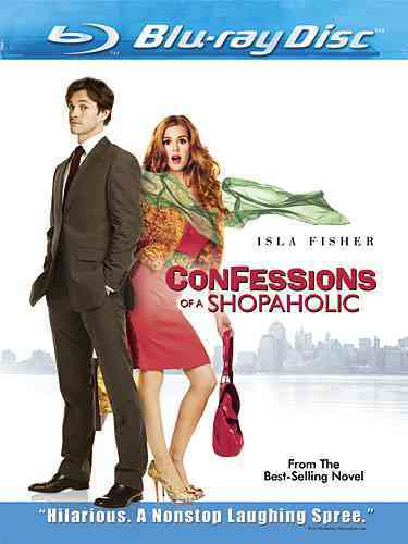 CONFESSIONS OF A SHOPAHOLIC BY FISHER,ISLA (Blu-Ray)