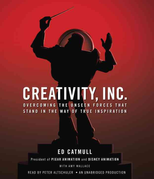 [CD] Creativity, Inc. By Catmull, Ed/ Wallace, Amy
